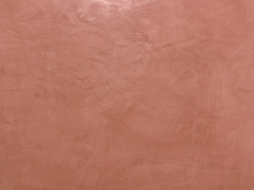 Venetian plaster faux finish sample board.