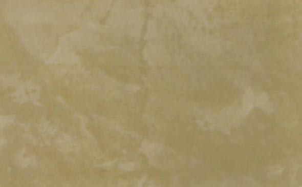 Close-up of a Venetian Plaster faux finish in a Behr color called Regatta Sail.