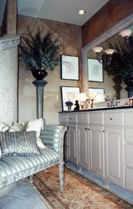Frottage_Color_Washed_Faux_Finish_Decorative_Painting