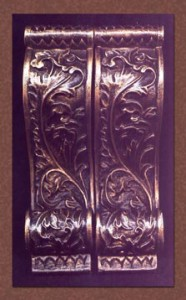 antiqued_gold_sconces